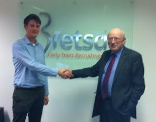 Nick Raynsford MP Visits Bretsa